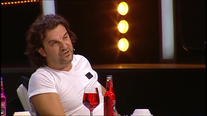 Relja Borikic - Rasiri ruke o majko stara - (live) - ZG 2014 15 - 03.01.2015. EM 16.