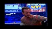 [rt] Wm 27 Randy Orton vs. Cm Punk part 3 Final