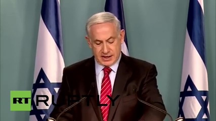 Israel: PM Netanyahu outlines a