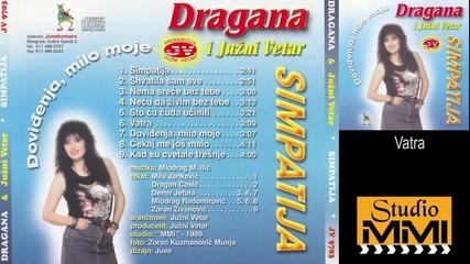 Dragana Mirkovic i Juzni Vetar - Vatra (Audio 1989)