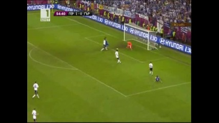 Германия - Гърция 4:2 - Страхотни голове на немците