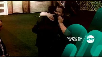Емоционални срещи във VIP Brother - тази вечер по Нова (12. 11.)