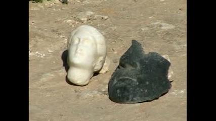 Археолози се надяват да открият гроба на Клеопатра и Марк Антоний
