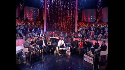 Andreana Cekic - Kada bi me pitali - (live) - Np 2012_2013 - 17.12.2012. Em 14.