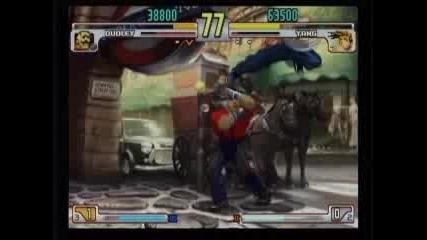 Sbo5 Team Rx vs Team Nuki