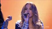 Jennifer Lopez - Que Hiciste * Live on Idol 2007