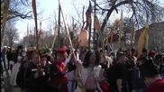 Кукери с. Първенец 2013 (17-ти март) 1 част