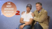 Is Mark Wahlberg delusionally tired in this interview?!