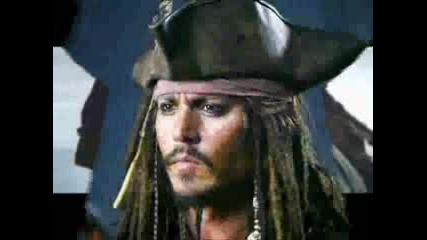Captain Jack Sparrow!