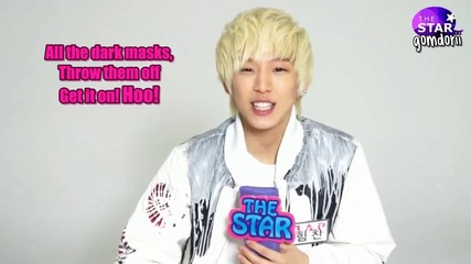 (eng. Sub) Himchan's Interview - Korean Traditional Music High Ulzzang... Still~ A Popular Guy