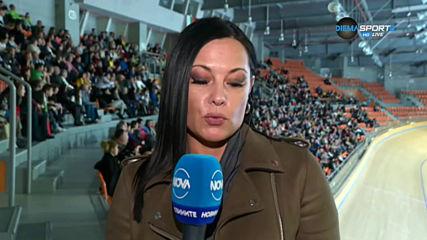 ВК Марица води в последния си мач от Шампионската лига