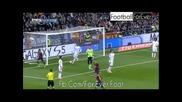 Реал Мадрид - Барселона 0:1, Иниеста (7)