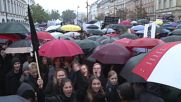 Poland: Thousands gather in Warsaw to protest possible abortion ban