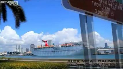 *превод* Alex Mica - Dalinda (official Video Hd)