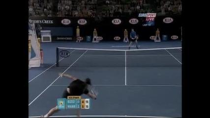 Вавринка победи Родик и за първи път е на четвъртфинал в Австралия