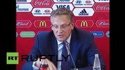 Russia: FIFA has nothing to do $10 million bribe - Sec-General Valcke
