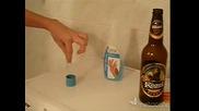 Как Можем Да Си Направим Моливник От Бутил за бира