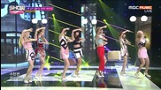 150826 Snsd - Lion Heart @ Show Champion