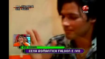 20.04.2010 Reality Show In Chile Yingo с участието на Evailo