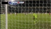 Гол на Бербатов! Фулъм - Манчестър Юнайтед 0:5
