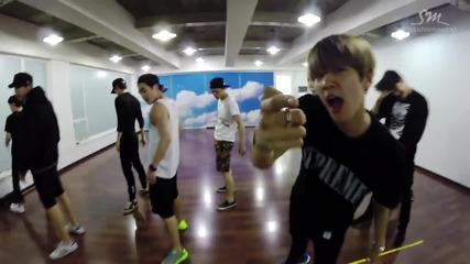 ( Dance Practice) Exo - Love Me Right