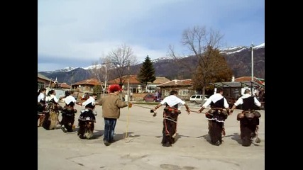 Домлянското хоро в Сушица-2012