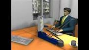 qko napravena 3d animation