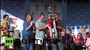 USA: Meet Quasi Modo, winner of the 'World's Ugliest Dog'