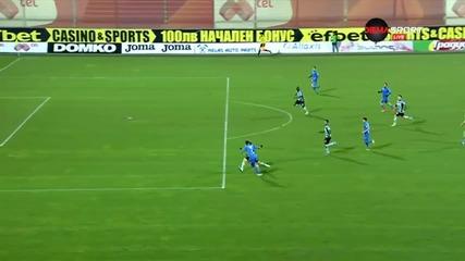 Мамуту Кулибали си вкара автогол за 4:2