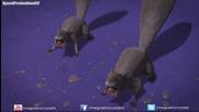 Teenage Mutant Ninja Turtles S2e02 Invasion of the Squirrelanoids