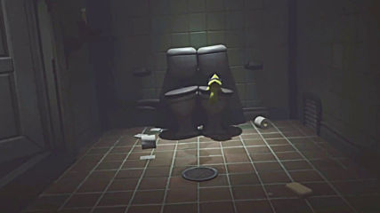 Little nightmares Full Gameplay ( Part 2 )