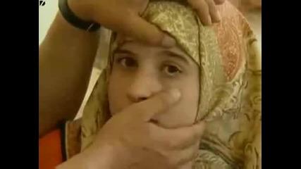 12 годишно момиче изкарва от очите си Кристали !