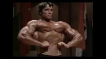 Arnold Schwarzenegger - Fitnes Vbox7