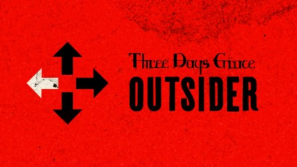 Three Days Grace - I Am An Outsider ( Official Audio)
