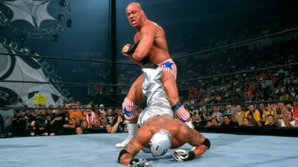 Rey Mysterio vs. Kurt Angle: SummerSlam 2002 (Full Match)