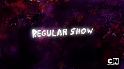 Regular Show Last Season Episode Bad Kiss (cartoon Network ©)