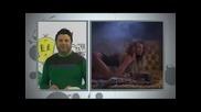 Тони Стораро в Нарисувай се - Фен Тв (14.01.2012) - част 1