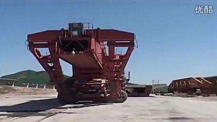 Чудовищна машина гради мостове ( Slj900/32 )
