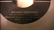 Lalo Schifrin - Mission' - Impossible -- Original Version 1966