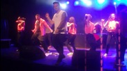 Вижте Как Танцува J Balvin Live in Sofia, Bulgaria // 04.04.2014// Npc