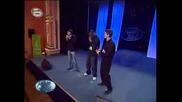 Music Idol 2 - Ivan Angelov {Nai-golemiq} ! (wait) ~!~``` (HUG)