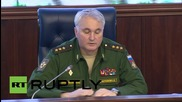 "Russia: Intensified air campaign kills ""about 600"" militants - General Kartapolov"