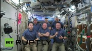 ISS: Crew celebrates 15 years of continuous human life in space