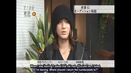 Akanishi Jin Jan 17 2010