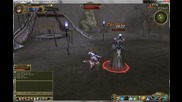 Last Chaos my rogue 100lvl gameplay