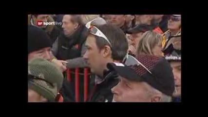 Жестоко Падане На Скиор - Остава В Кома(19.01.2008)