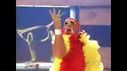 #49 Wwe Raw 27.06.2005 - John Cena, Hulk Hogan & Shawn Michaels vs Christian, Tomko & Chris Jericho