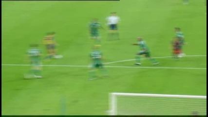 barcelona гол!!!
