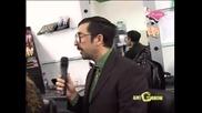 Indira Radic i Stanko - Intervju (1.deo) - Ami G Show - (TV Pink 2012)