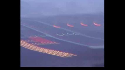 Binter Atr72 Landing At Fuerteventura